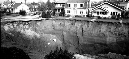 Example of Sinkhole