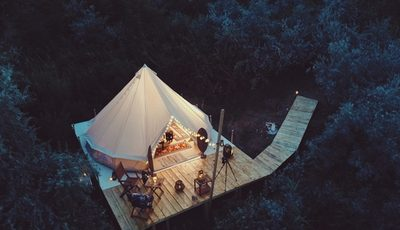 Glamping Industry