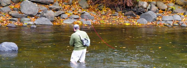 Fly Fishing Risk Management
