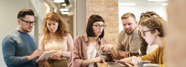 Employees discuss EPLI Coverage